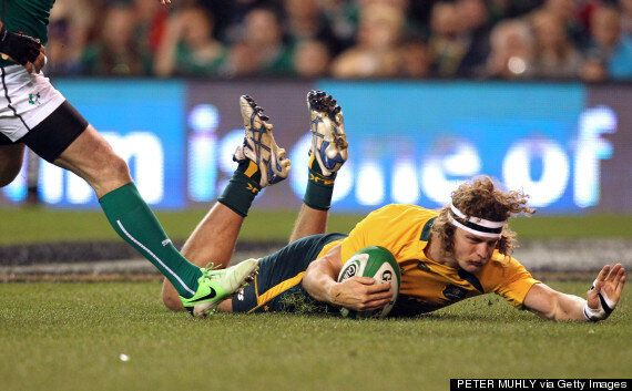 Australian Drop Six Rugby Players Over Drinking Session Before Ireland
