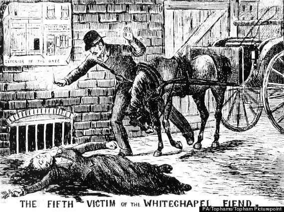 Jack The Ripper 'Identified By DNA Breakthrough' As Aaron