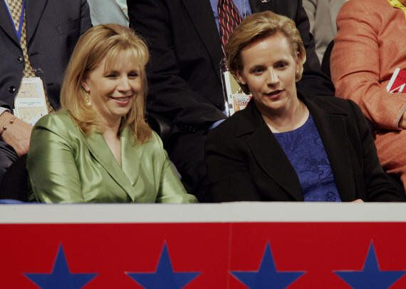 Dick Cheney's Daughters In Rift Over Gay Marriage As Liz And Mary Trade Barbs On