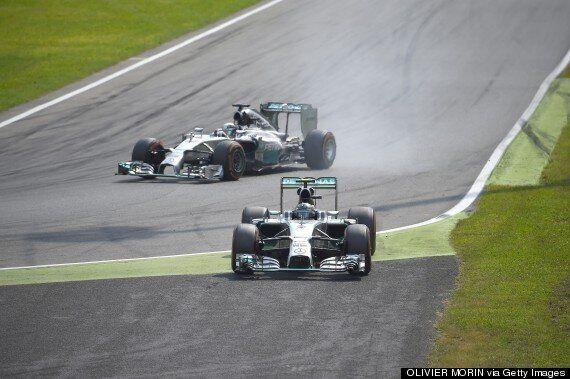 Italian Grand Prix: Lewis Hamilton Wins As Nico Rosberg Fields 'Rigged'