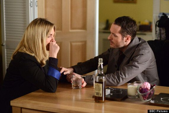 'EastEnders' Spoiler Alert! Ronnie Mitchell And Charlie Cotton Enjoy Romantic