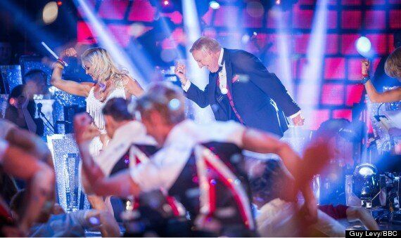 'Strictly Come Dancing' 2014: Sir Bruce Forsyth Leaves In Style As The Celebrities Pair Up With Their...