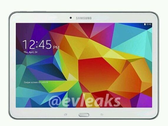 Samsung Galaxy Tab 4 10.1 Pictures