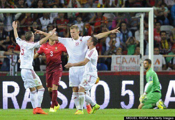 Portugal 0-1 Albania: Bekim Balaj Scores Stunning Volley