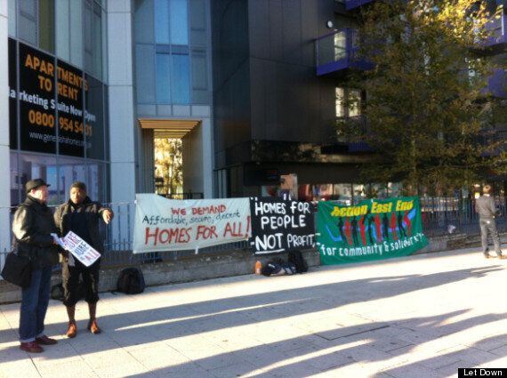 Activists Occupy Luxury Home In Protest At Outrageous Rents In