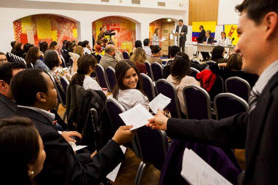 Colombia Innovates in Democratic