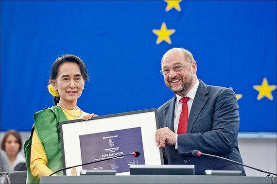 Sakharov Prize: 25 Years of Taking a Stand for