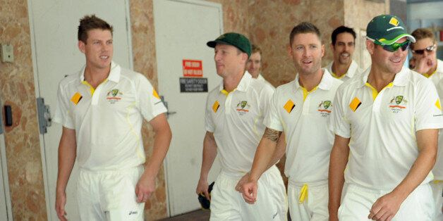 Ashes 2013: Australia's Trash-Talk Can't Mask