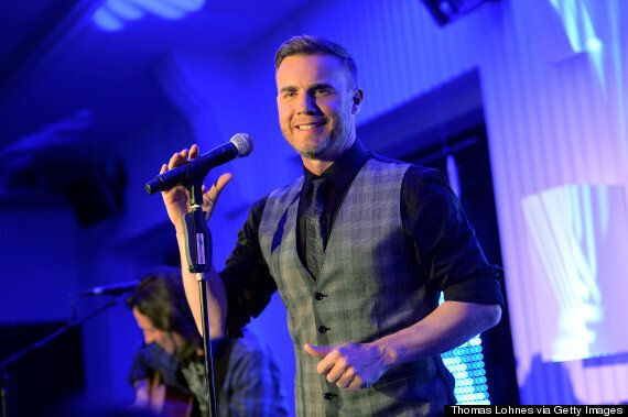 Gary Barlow Warns One Direction: 'It's Too Early To Be Thinking About Splitting