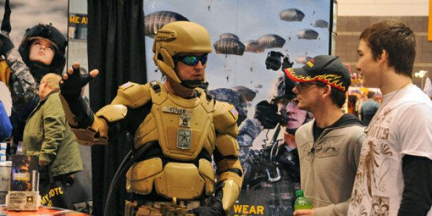 TALOS Iron Man Suit Could Be Reality In Four Years As US Military Calls For