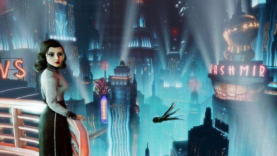 Review of BioShock Infinite: Burial at Sea Episode