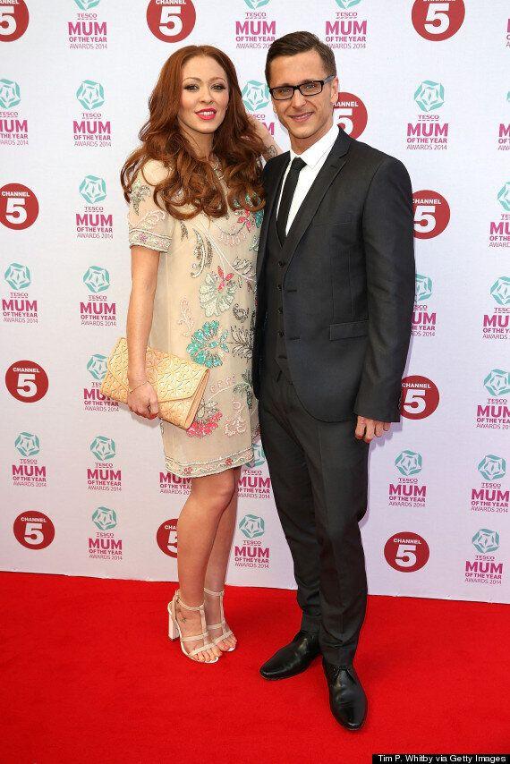 Big Reunion stars Natasha Hamilton and Ritchie Neville