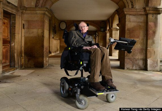 Stephen Hawking Says 'God Particle' Scientists Are On Verge Of Destroying