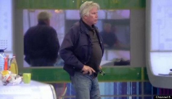 'Celebrity Big Brother': Gary Busey Offends White Dee After Getting Naked In The 'CBB' House