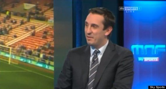 Gary Neville Says Picking Liverpool Or Manchester City To Win Title Is Like 'Choosing Between Two Blokes...