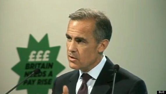 Mark Carney Warns Currency Union 'Incompatible' With Scottish