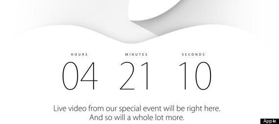 Apple Event Live: Here's How To Watch