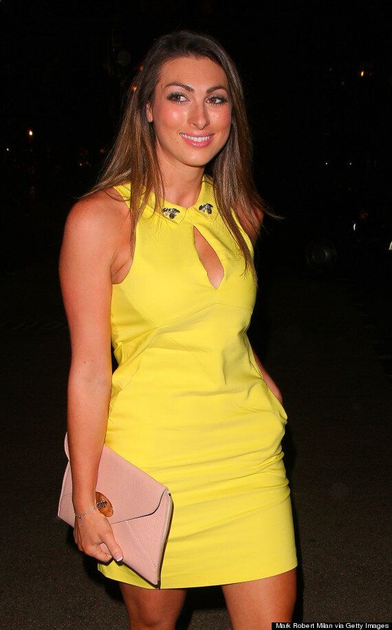 Luisa Zissman Blasts The Cast Of 'TOWIE' As 'Rude, Insecure And