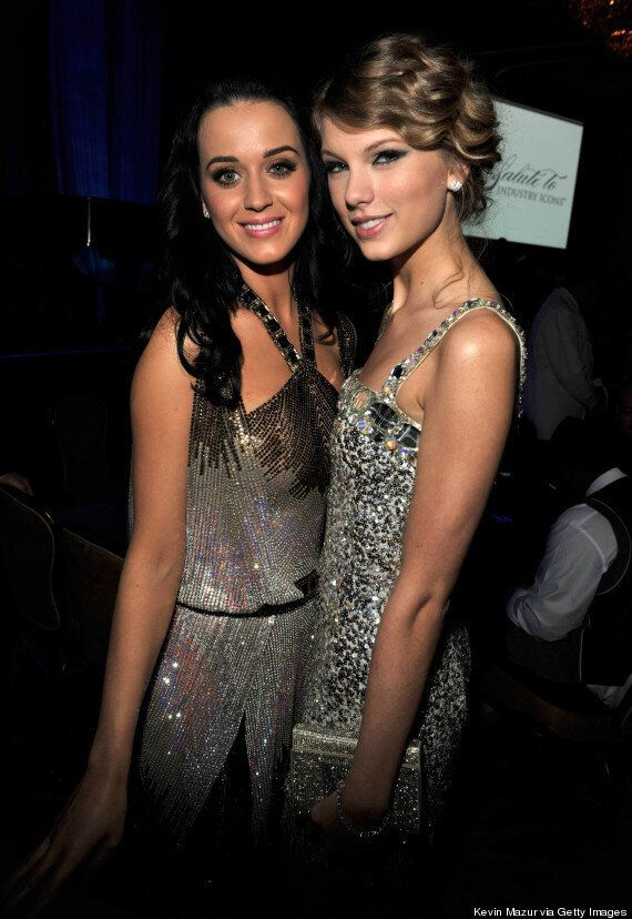 Is Taylor Swift Hitting Out At Katy Perry With New Song 'Bad Blood', Taken From Forthcoming Album '1989'?