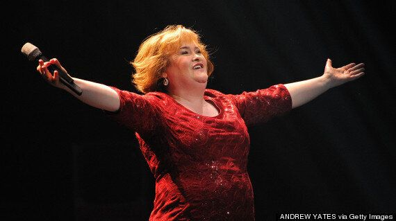Susan Boyle's Best Moments From 'Britain's Got Talent' To Duetting With