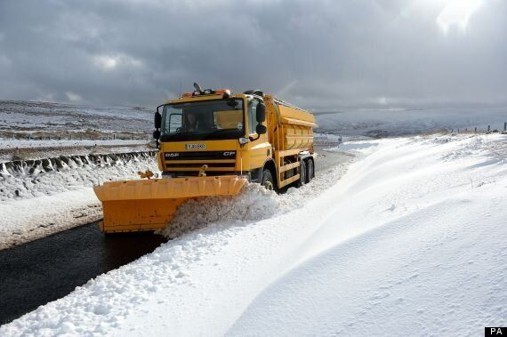 Britain To Be Hit By More Extreme Winters In The