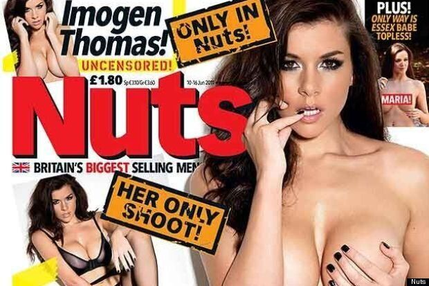 Nuts Magazine Is Facing Closure - Does This Mean Lad Culture Is Evolving Into Something