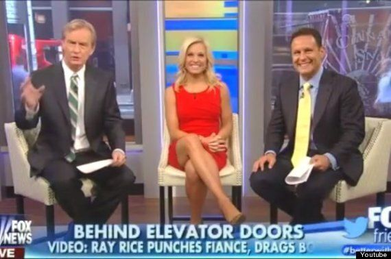 Fox News Denies It Thinks Domestic Abuse Is Funny After Joking About Ray Rice