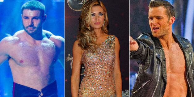 Strictly's Sexiest