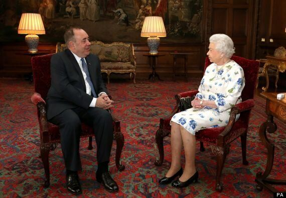 Queen: 'Independence A Matter For The People Of