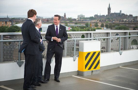 If Scotland Votes for Independence, Will David Cameron