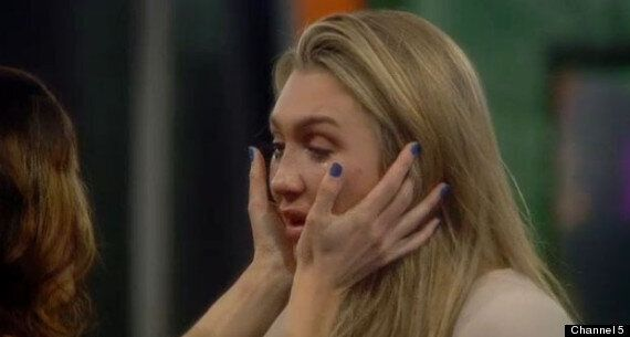 'Celebrity Big Brother': Lauren Goodger Cries After She Reveals She's 'Still In Love' With Ex-Boyfriend