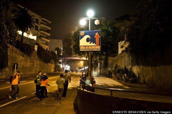 Massive Earthquake Strikes Chile, Measuring 8.2 And Sparking Tsunami
