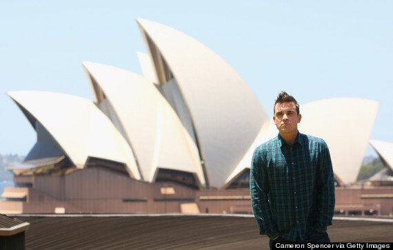 Robbie Williams Blames Drugs For Not Visiting Australia In Five