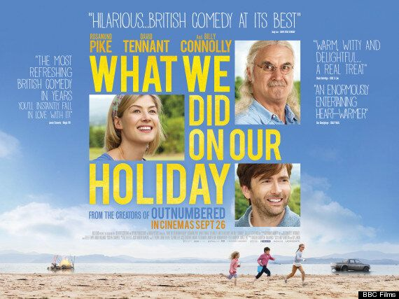 FREE CINEMA TICKETS: Watch David Tennant, Rosamund Pike, Billy Connolly In 'What We Did On Our
