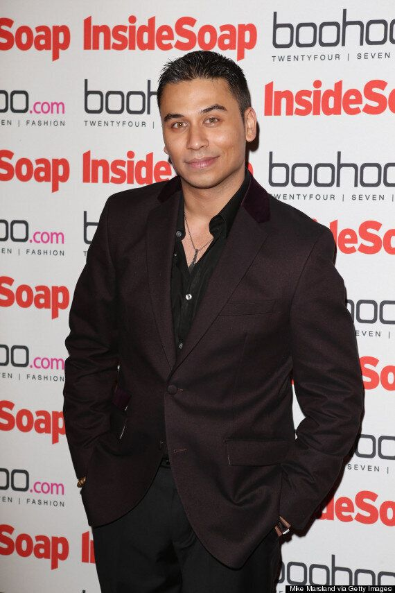 'EastEnders' Star Ricky Norwood Suspended Following 'Naked Cannabis Smoking
