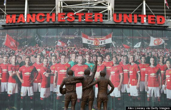 Manchester United Post Record £433.2m