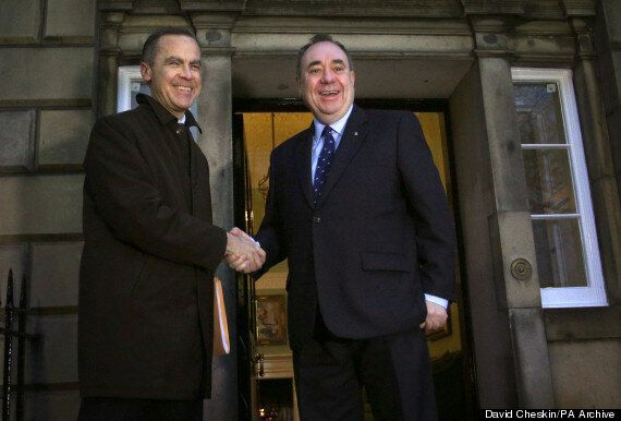 Independent Scotland May Need To Raise Billions To Keep The Pound, Warns