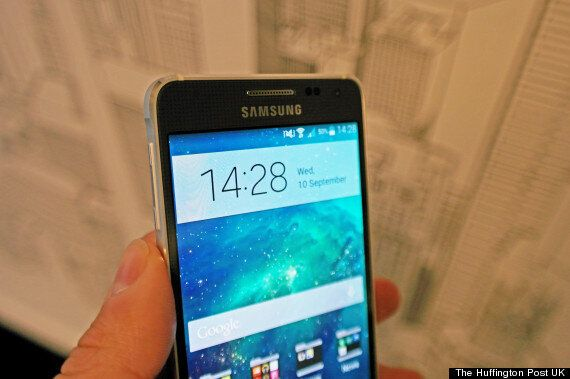 Samsung Galaxy Alpha Review: The Phone Samsung Should Have Made Years