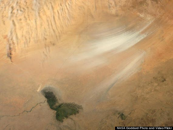 Sahara Dust: 7 Things You Didn't Know About This Curious Weather