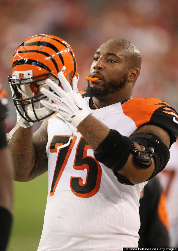 Devon Still's Cincinnati Bengals Jersey Sales Soar In Aid Of Cancer Suffering