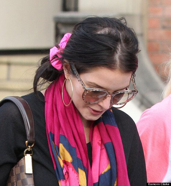 Helen Flanagan's Hair Loss Is A Result Of Wearing Hair Extensions, Says Harley Street Surgeon
