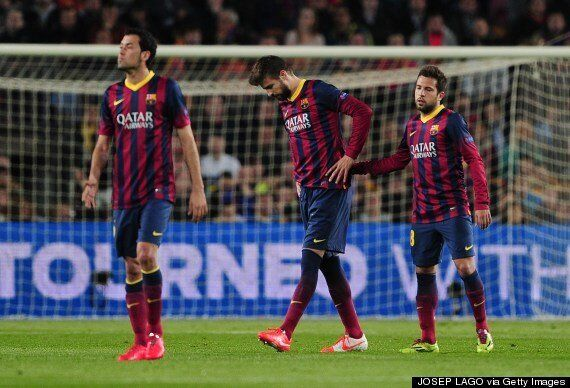 Barcelona Receive One-Year Transfer Ban From