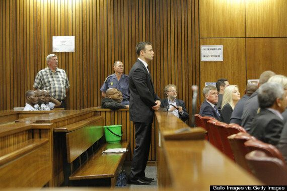 Oscar Pistorius Found Not Guilty Of Murder Of Girlfriend Reeva