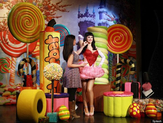 Katy Perry Waxwork Unveiled At Madame Tussauds London