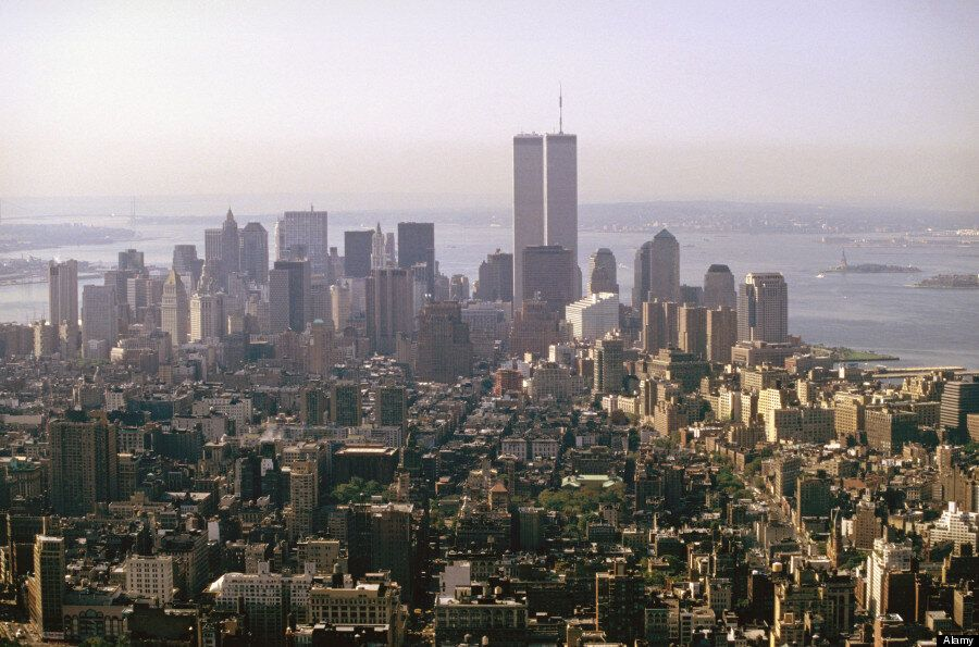 9/11 Anniversary: Incredible Before And After Pictures Show New York In All Its