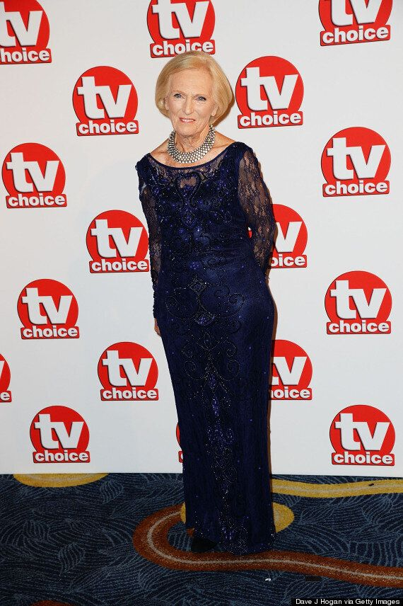 'Great British Bake Off' Judge Mary Berry 'Was Not Manhandled' By Danny Dyer At TV Choice Awards, Says...
