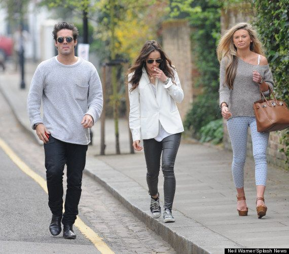 'Made In Chelsea' Cast Film New Episodes: Binky Felstead And Spencer Matthews Join Cast On Set Of Series...