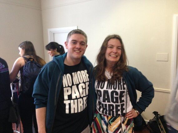 Twelve Things the No More Page 3 Campaign Is