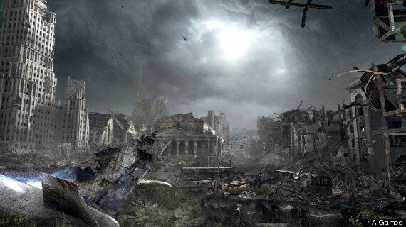 Metro Redux Review: It's Time You Got Tunnel