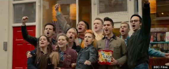 'Sherlock' Star Andrew Scott On New Film 'Pride': 'It's Not A Gay Film, I Don't Act